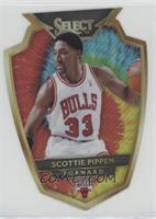 Premier Level Die-Cut - Scottie Pippen #/25