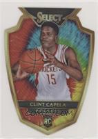 Premier Level Die-Cut - Clint Capela /25