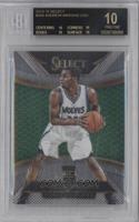 Courtside - Andrew Wiggins [BGS 10 BLACK LABEL]