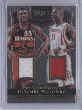 2014-15 Panini Select - City to City Jerseys #24 - Dikembe Mutombo /199