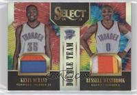 Kevin Durant, Russell Westbrook #16/25