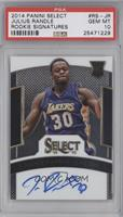 Julius Randle [PSA 10 GEM MT] #/275