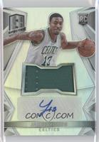 Rookie Jersey Autographs - James Young