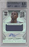 Andrew Wiggins [BGS 8.5 NM‑MT+] #/35