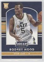 Leather Rookies - Rodney Hood