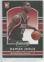 Leather Rookies - Damien Inglis