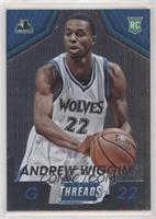 Micro-Etch Rookies - Andrew Wiggins