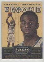 Wood Rookies - Andrew Wiggins