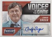 Craig Sager #/499