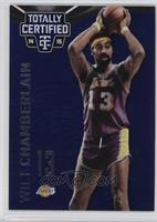 Wilt Chamberlain (Ball over head) #/149