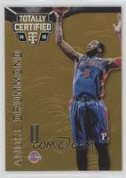 Andre Drummond /10