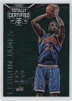 LeBron James (Dribbling) /5