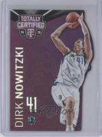 Dirk Nowitzki #/25
