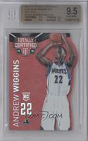 Andrew Wiggins (shooting) [BGS 9.5 GEM MINT] #/135