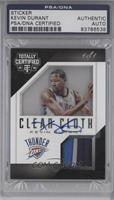 Kevin Durant [PSA/DNA Certified Encased] #/1