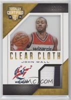 John Wall [EX to NM] #/10