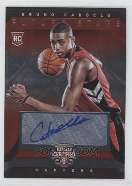 2014-15 Panini Totally Certified - Future Stars Signatures #FS-BC - Bruno Caboclo /99