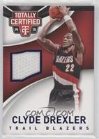 Clyde Drexler [EXtoNM] #/199