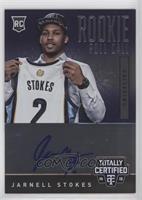 Jarnell Stokes #/299