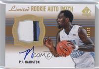 P.J. Hairston /50