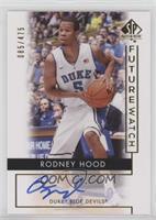 Rodney Hood #/475