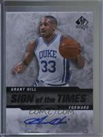 Grant Hill Rookie Card Value