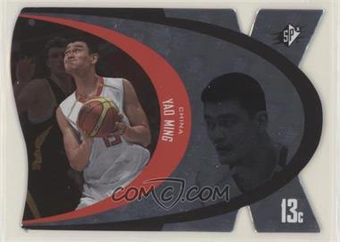 2014-15 SPx - 1997 Design Inserts #97-28 - Yao Ming