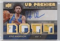 Kyle Anderson #/30
