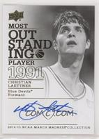 Christian Laettner [EX to NM]