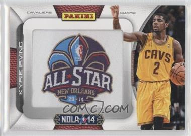 2014 Panini All-Star Game New Orleans Commemorative Patches - [Base] #ASKI - Kyrie Irving