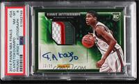 Giannis Antetokounmpo [PSA 8 NM‑MT] #/25