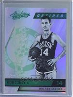 Retired - Bob Cousy #/1