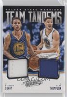 Klay Thompson, Stephen Curry /99