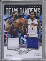 Andre Drummond, Brandon Jennings /99