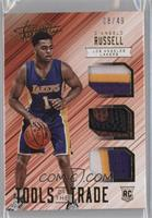 D'Angelo Russell /49