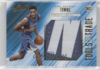 Karl-Anthony Towns #/49