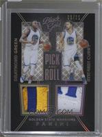 Draymond Green, Stephen Curry /25