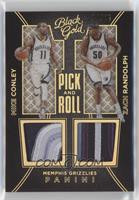 Zach Randolph, Mike Conley /25