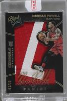 Norman Powell [Uncirculated] #/25
