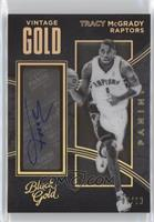 Tracy McGrady #/10