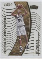 Rookie Revision - Tim Duncan /10