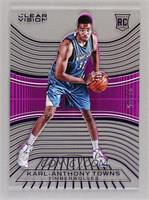 Rookies - Karl-Anthony Towns (Base) #21/25