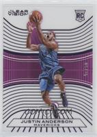 Rookies - Justin Anderson [EXtoNM] #/25