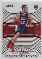 Rookies - T.J. McConnell (Blue Jersey Variation) #/99