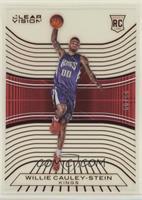 Rookies - Willie Cauley-Stein (Purple Jersey Variation) #/99
