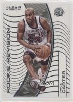 Rookie Revision - Vince Carter (White Jersey Variation)