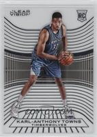 Rookies - Karl-Anthony Towns (Base)
