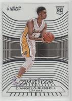 Rookies - D'Angelo Russell (Base)
