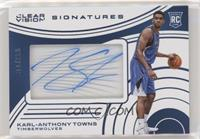 Karl-Anthony Towns #/115