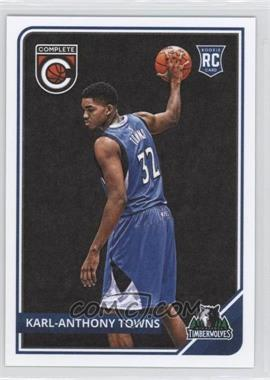 2015-16 Panini Complete - [Base] #303 - Karl-Anthony Towns